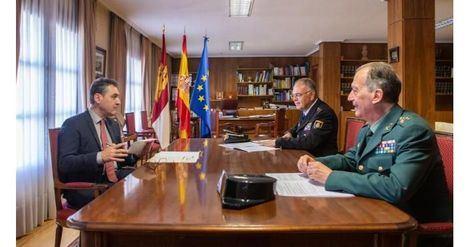 El delegado del Gobierno en Castilla-La Mancha, Francisco Tierraseca, pide evitar aglomeraciones en terrazas y en la vía pública sin respetar distancias de seguridad