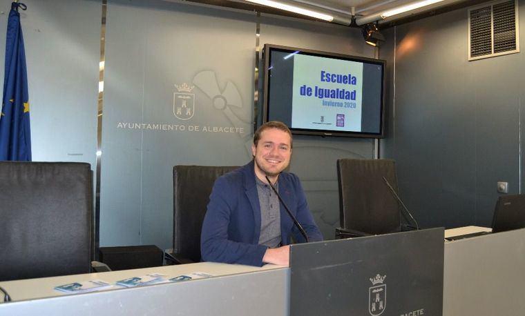 La 'Escuela Municipal de Igualdad' en Albacete, programa 20 actividades online de sensibilización
