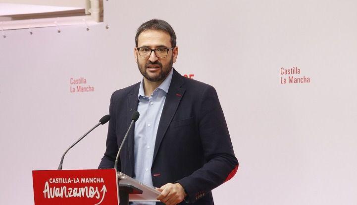 """Sergio Gutiérrez avisa a Núñez: """"O desautoriza a su portavoz y envía sus propuestas o entenderemos que rompe cualquier posibilidad de pacto"""""""