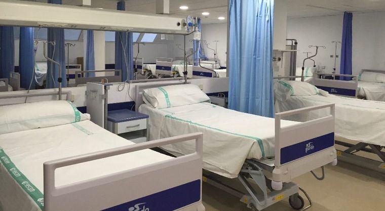 Continúa disminuyendo el número de hospitalizados por COVID-19 en Castilla-La Mancha