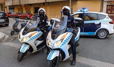 La Policía Local de Albacete ha realizado más de 168.000 actuaciones desde que se decretó el Estado de Alarma el pasado 14 de marzo