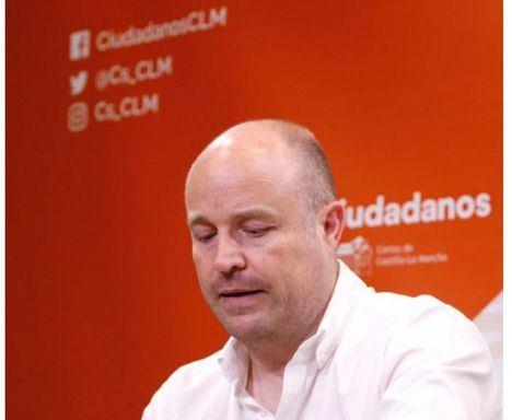 """Alejandro Ruiz: """"Ciudadanos no busca rédito electoral como hacen PSOE y PP, la política es construir y dialogar entre partidos no es ni blanquear, ni estar en permanente guerra"""""""