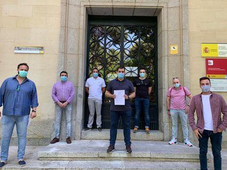 Los hosteleros de Albacete trasladan al Gobierno sus reivindicaciones