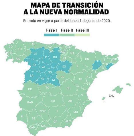 Albacete, Ciudad Real y Toledo pasarán a fase 2 de la desescalada el próximo lunes día 1 de junio
