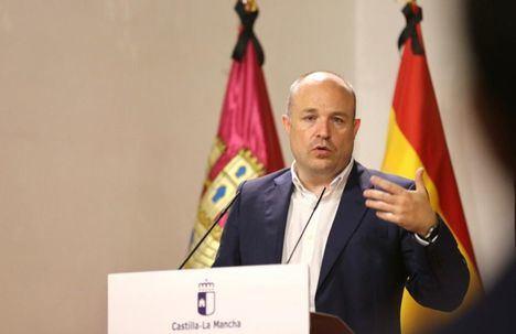 """Tras el acuerdo Ciudadanos, PSOE y Gobierno autonómico, Alejandro Ruiz (Cs): """"Es tiempo de concordia y no de trincheras"""""""