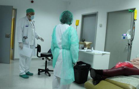 El número de hospitalizados en Castilla-La Mancha se sitúa al nivel de los inicios de la pandemia