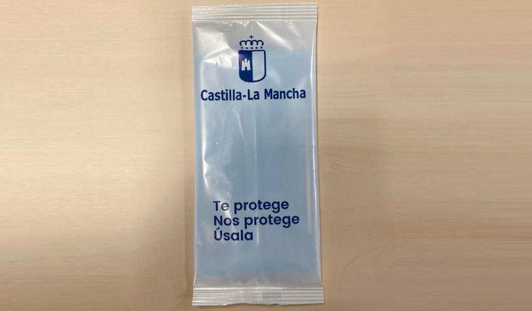 Más de la mitad de los ciudadanos que han recogido su pack de mascarillas en las farmacias de Castilla-La Mancha se han beneficiado de la gratuidad