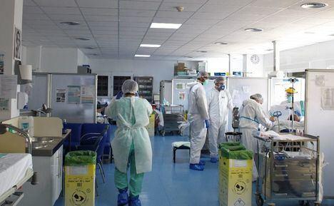 La Gerencia de Atención Integrada de Albacete ha realizado más de un millar de contrataciones para hacer frente a la pandemia de Covid-19