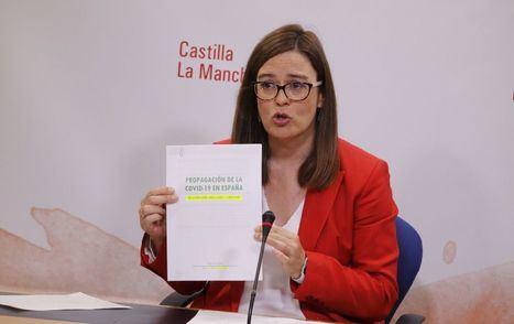 Esther Padilla diputada del PSOE: