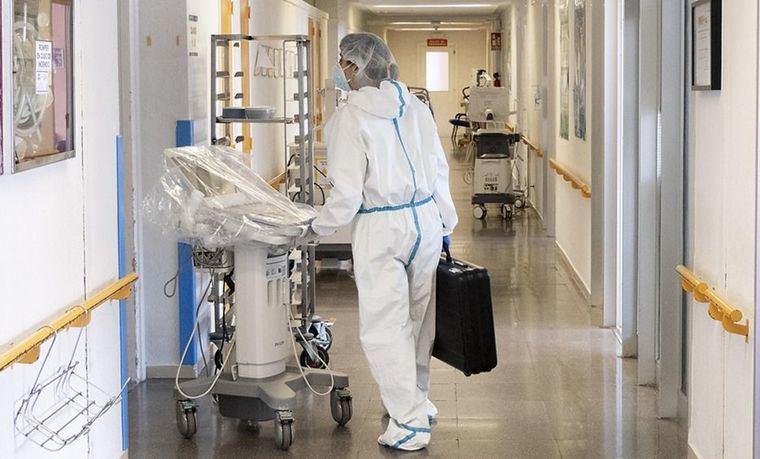 Los centros hospitalarios sin pacientes COVID son el Hospital de Almansa, el de Hellín, Villarrobledo, Manzanares, Tomelloso y el Hospital de Parapléjicos