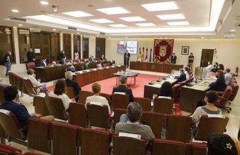 El Pacto por la Recuperación Social y Económica de Albacete movilizará 19,2 millones de euros de recursos municipales para hacer frente a los efectos del Covid-19