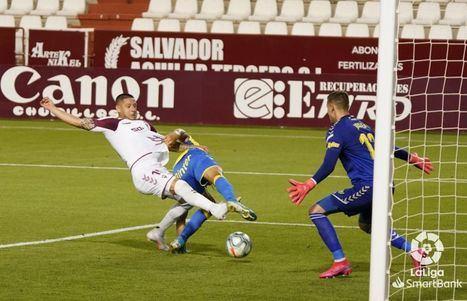 0-0. Empate sin goles entre Albacete y Las Palmas que no sirve a ninguno