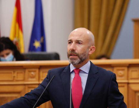 """Zapata de Ciudadanos: """"Las ayudas europeas por el COVID-19 son una oportunidad para C-LM, pero solo las aprovecharemos si somos capaces de llegar al consenso"""""""