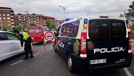 Policía Nacional y Guardia Civil practicaron 220 detenciones por quebrantamiento del estado de alarma en la región
