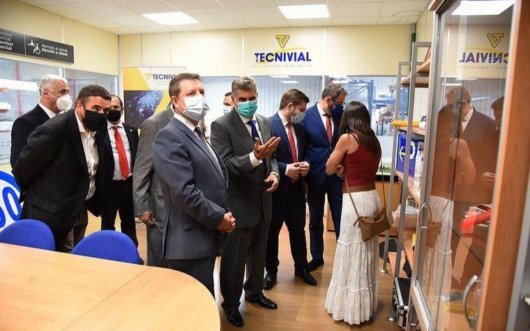 Page pone en valor al tejido empresarial de Castilla-La Mancha que ha sabido aportar valor añadido durante la pandemia de coronavirus