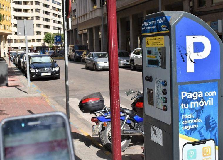 Mañana día 1 de julio, entra en vigor el horario de verano paras las zonas de estacionamiento regulado de vehículos