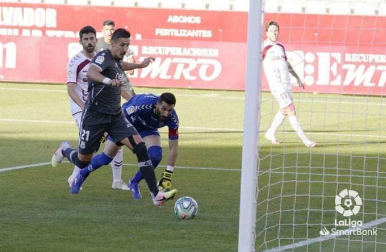 1-1. El Albacete solo consigue un punto tras empatar con el Alcorcón que sigue invicto a domicilio
