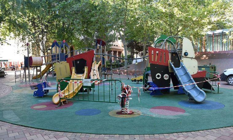 El Ayuntamiento de Albacete reabre las zonas de juegos infantiles al uso a partir de mañana sábado