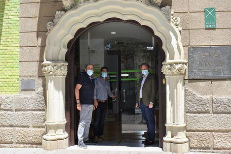 El Plenario del Museo de la Cuchillería de Albacete designa como director al historiador Antonio Caulín