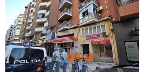 El brote por coronavirus en un edificio de Albacete deja tres ingresados y Sanidad hará PCR a todos los vecinos