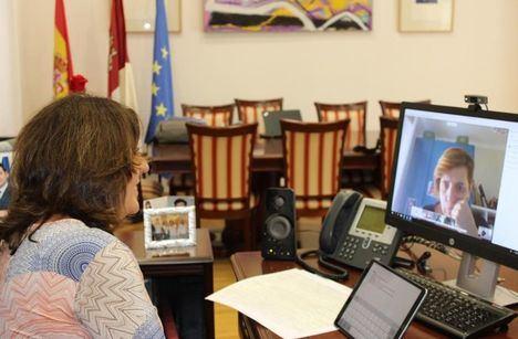 Ayudas a pymes, sector agrario, comercio y hostelería, entre las abordadas en la reunión entre Junta, PSOE y Ciudadanos