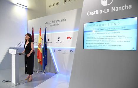 Castilla-La Mancha invierte 11,2 millones de euros para comprar vacunas para la hepatitis b, tétanos, varicela, tosferina y papiloma