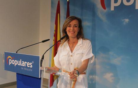 """Carmen Navarro exige a Page que la Sanidad de Castilla- La Mancha esté al cien por cien: """"No se puede hacer la vista gorda al cierre de 200 camas hospitalarias"""""""