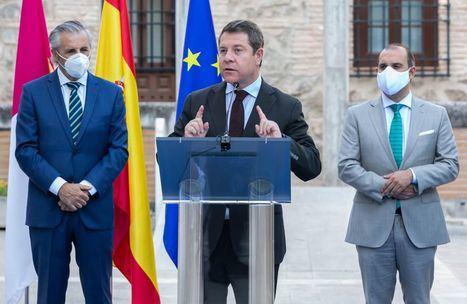 Page pide 'responsabilidad' y 'no generar inquietud' en el sistema educativo de Castilla-La Mancha, que se vigilará de forma permanente