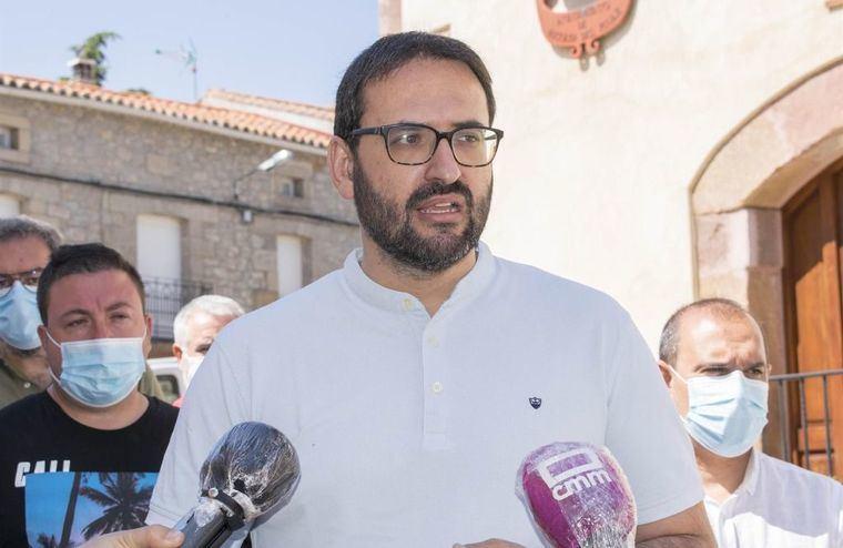 Sergio Gutiérrez (PSOE) cree que la crisis del COVID hace necesario 'acelerar' en Castilla-La Mancha la Ley de Desarrollo Rural