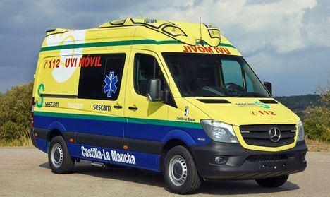 Sucesos.- Cortada la A-30 a su paso por Chinchilla de Montearagón (Albacete) tras salirse de la vía un camión
