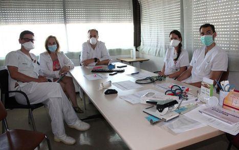 Profesionales de la Gerencia de Atención Integración de Albacete describen las complicaciones neurológicas de la COVID-19