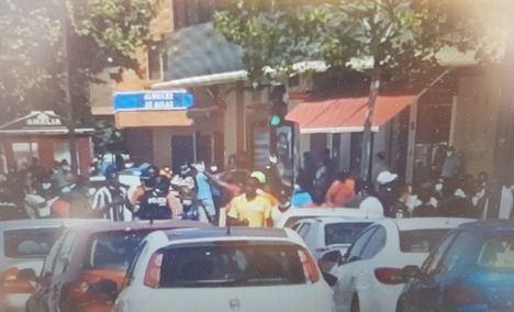 Refuerzan la vigilancia del asentamiento de Albacete afectado por COVID tras incidentes protagonizados por temporeros