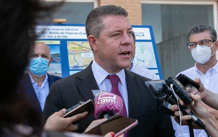 Page pide a Paco Núñez no sobreactuar sobre el brote de Albacete ya que su llamada se produjo 72 horas después de detectarse