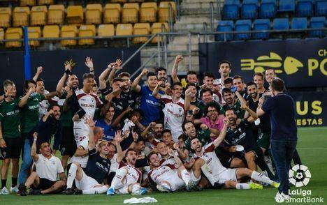 0-1. El Albacete salva la categoría de penalti en el minuto 89 y seguirá en segunda división