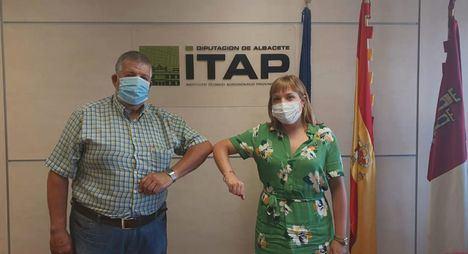El ITAP suscribe sendos convenios de colaboración con UPA y ASAJA para la promoción de actividades del sector agrario de la provincia