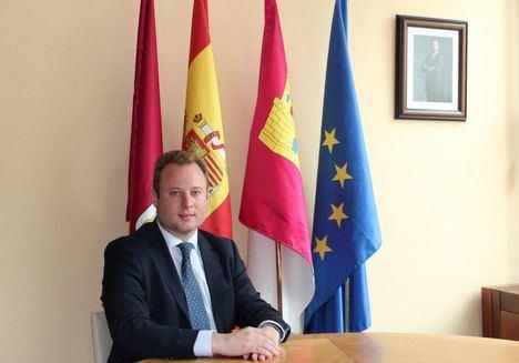 Vicente Casañ valora la implantación del centro logístico de Airbus en Albacete: