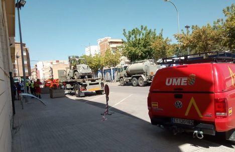 Incendios.- Estabilizado el incendio de Férez (Albacete), que pasa a nivel 0, y la UME abandona el terreno