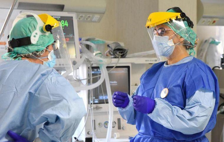 Coronavirus.- Desciende el número de pacientes hospitalizados por infección de coronavirus en Castilla-La Mancha