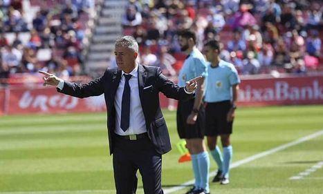Lucas Alcaraz, renovado por una temporada como entrenador del Albacete