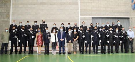 La Policía Local albaceteña suma 18 nuevos agentes y 7 oficiales. Además, cubrirá en los próximos meses otras 11 plazas