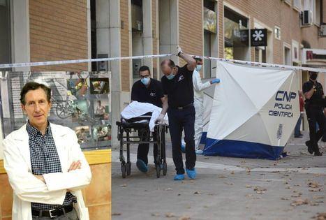 Detenido en Hellín el sobrino del consejero de la región de Murcia, Manuel Villegas, por matar a cuchilladas a su padre