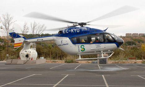 Sucesos.- Herido grave un trabajador tras explotar una bombona de propano en una fábrica en Almansa (Albacete)