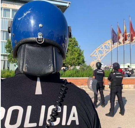 Coronavirus.- Los trabajadores confinados en el IFAB serán divididos en grupos en diferentes espacios de Albacete