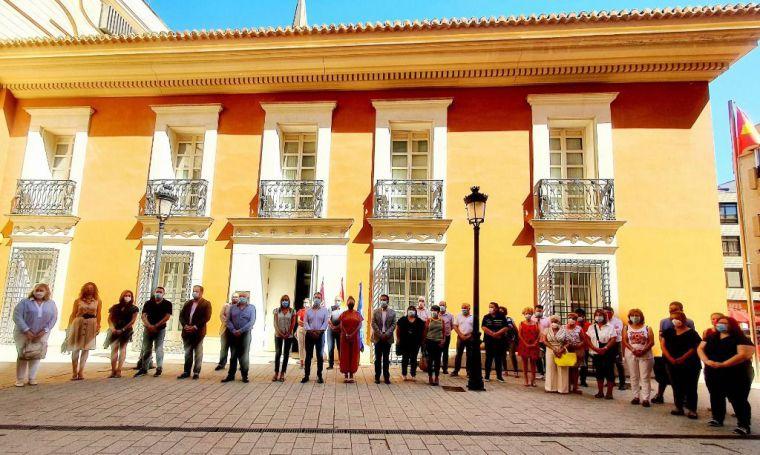 Santi Cabañero expresa la repulsa de toda la Corporación Provincial ante un nuevo asesinato machista
