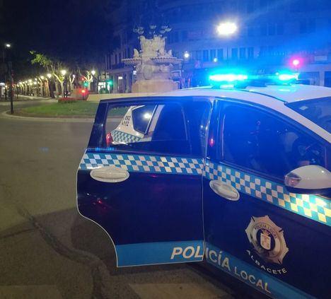 La Policía Local de Albacete informa de las actuaciones más importantes efectuadas durante el fín de semana con varios detenidos