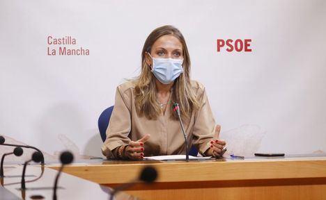 """El PSOE lamenta que Paco Núñez se """"envalentona"""" en Castilla-La Mancha en defensa del agua, pero se calla """"cobardemente"""" ante Pablo Casado y Murcia"""