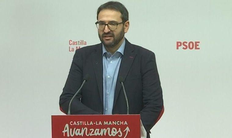 Sergio Gutiérrez achaca la petición de Núñez de llegar a acuerdos a que los sondeos 'le colocan en el extremo y quiere blanquearse'