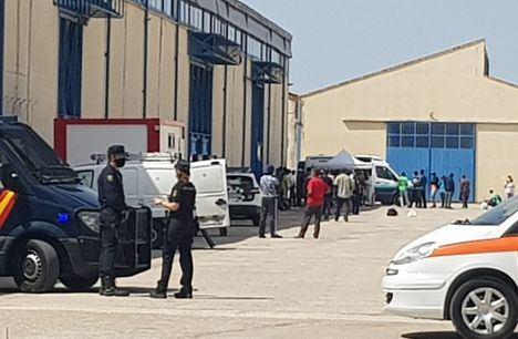 La Fiscalía investiga si ha habido desobediencia por no dividir a temporeros aislados de Albacete en grupos de 25