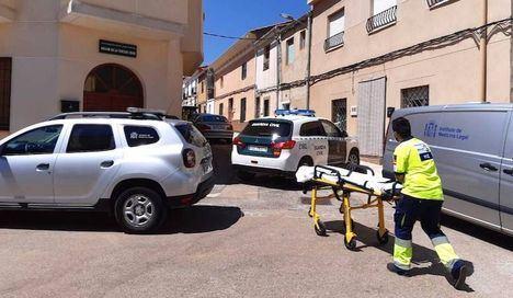 Sucesos.- Fallece en el hospital el autor confeso de la muerte de su mujer en Corral-Rubio (Albacete)
