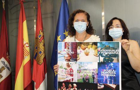El Ayuntamiento de Albacete diseña el curso de la Universidad Popular bajo las premisas de 'Variedad, calidad y seguridad'